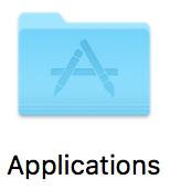 Then click app icon